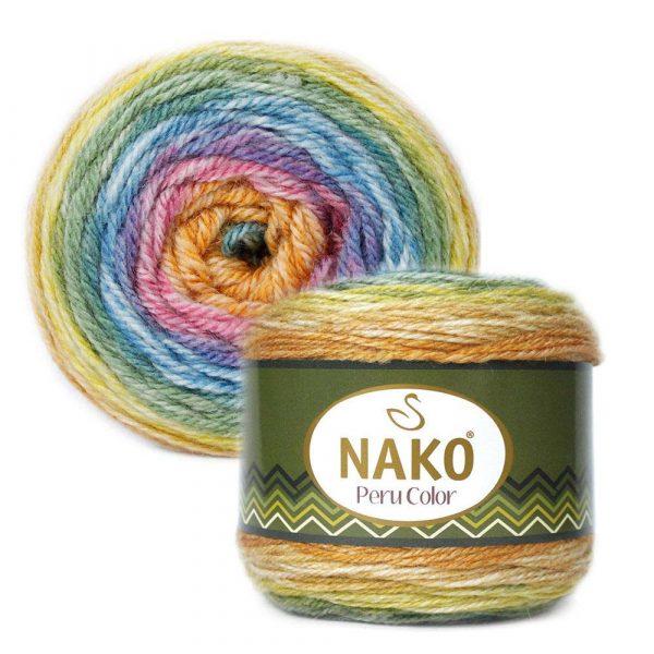 Peru Color - alpakka