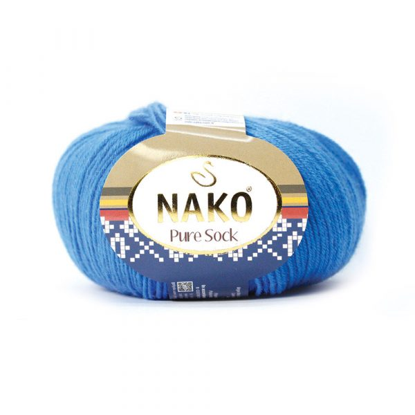Nako Pure Sock -villasukkalanka