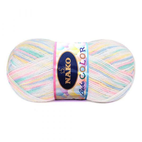Nako Bebe Color - pehmeyttä vauvoille